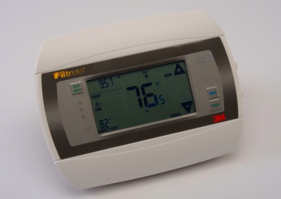 Wireless Heating & Cooling Thermostat