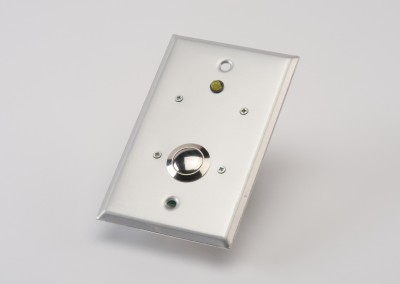 Push Button System Override Wall Switch